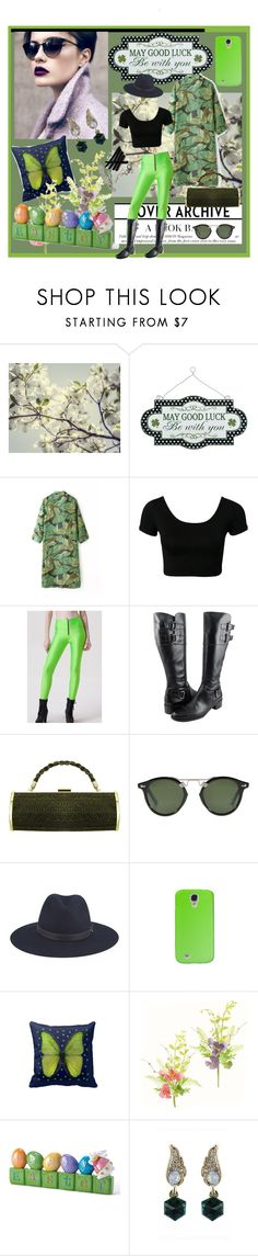 """""""Fun style"""" by lataarv ❤ liked on Polyvore featuring Paul Green, KOVA, rag & bone, zazzle, lucluc and ideaglitters"""