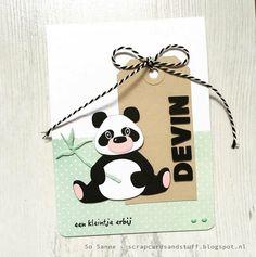 Eline Pellinkhof: Panda en eenhoorn weggever