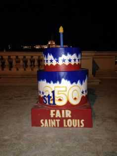 Grand Basin / Fair Saint Louis