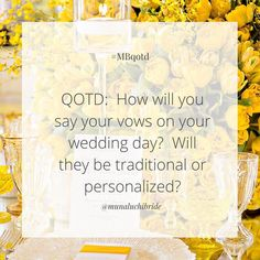 QOTD:How will you say your vows on your wedding day?  Will they be traditional or personalized? _______________ Photo: @milanesphotography  #MBQOTD #QOTD  #munaluchibride #munaluchi #weddingday #traditional