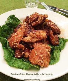 Comida china sin gluten y sin azúcar refinada es una combinacion muy difícil de…