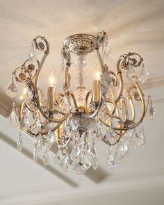 H5t1z mini chandelier flushmount light fixture kitchen design mini chandelier flush mount light fixture mozeypictures Choice Image