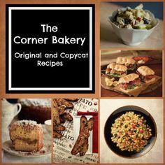 10 Original and Copycat Recipes from the Corner Bakery Menu | AllFreeCopycatRecipes.com