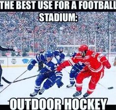 So true! Only reason I can think of to ever go to a football stadium! So jealous of my girlfriend and her husband. Perks of working for the leafs :) football girlfriend Haha husband jealous leafs Perks reason Stadium true Working Bruins Hockey, Hockey Players, Flyers Hockey, Caps Hockey, Hockey Tournaments, Hockey Goalie, Hockey Girls, Hockey Mom, Hockey Stuff