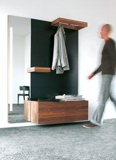 Ideen Für Garderoben U2013 Moderne Designer Modelle Für Den Flur | ID |  Pinterest | Backyard, Modern And House