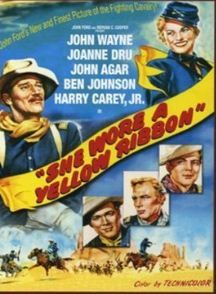 Complete Printable List of John Wayne Movies