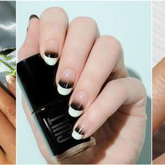 Nail art unghie corte: la nuova french manicure