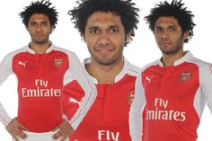 ClemPost Blog: Arsenal sign Mohamed Elneny