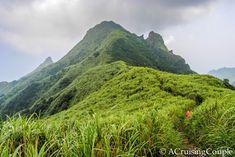 Teapot Mountain Trial to Mt. Banping Taiwan