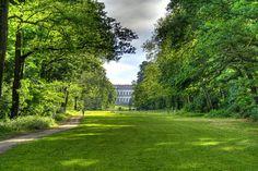 Villa Reale di Monza - il giardino