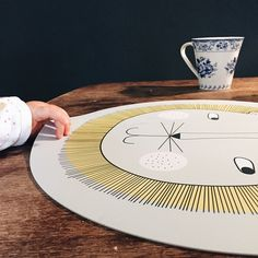 lion tableset for kids by oyoy living design #oyoy #oyoylivingdesign #rokdoubledot