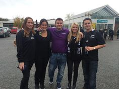 The FFT tour leaders had such a good day! All Blacks, Cardiff, Rugby, Motorbikes, Rugby Sport, Football