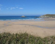 Crantock Beach: one of the many brilliant beaches on the north Cornwall coast