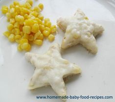 Cheese N Sweetcorn Tuna Bites  From: blog.homemade-baby-food-recipes.com