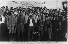 Photo: Thomas Garrigue Masaryk,1850-1937,Czecho-Slovak Legion Bohemian Girls, Bohemian Art, European Countries, Armies, Wwi, Revolutionaries, Czech Republic, Red And White, Russia