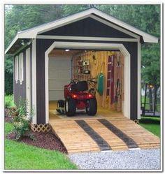 Garden Storage Sheds