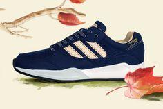 "Image of Sneakersnstuff x adidas Originals Tech Super ""Autumn Stories"""