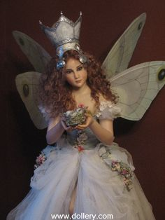 Jamie Williamson One of a Kind Doll Artist