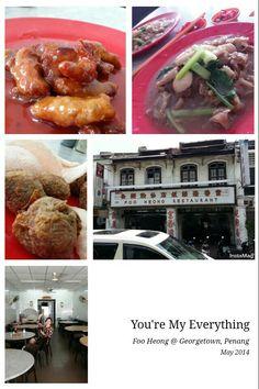 I grew up eating here... #FooHeongRestaurant #Penang  #food #foodie #foodporn #foodpic #foodadventure #PlacesToEatByStevaunne