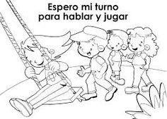 Resultado de imagen para DIBUJOS DEL VALOR DE COMPARTIR PARA COLOREAR INFANTIL.