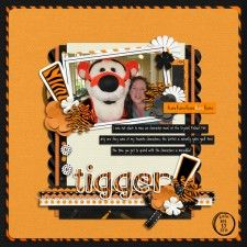 tigger found on mousescrappers