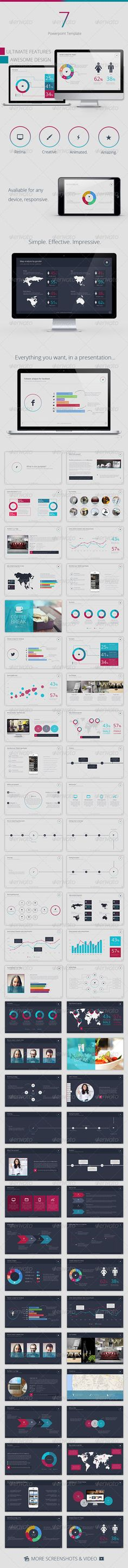 Se7en Powerpoint Template