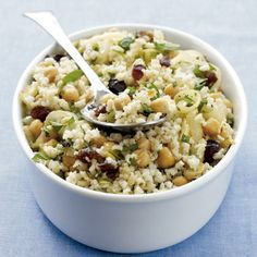 Middle Eastern Rice Salad Recipe - Health Mobile