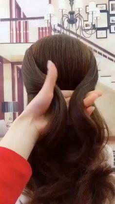 hairstyles for long hair videos Hairstyles Tutorials Together .- hairstyles for long hair videos Hairstyles Tutorials Compilation 2019 Easy Hairstyles For Long Hair, Hairstyles For School, Cute Hairstyles, Braided Hairstyles, Party Hairstyles, Beautiful Hairstyles, Hairstyles Videos, Hair Upstyles, Long Hair Video
