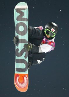 男子ハーフパイプ決勝1回目 平野 (Ayumu Hirano) のエア(共同 Kyodo) ◇ ▼13Feb日刊スポーツ|15歳平野歩夢が銀!18歳平岡が銅! http://www.nikkansports.com/sochi2014/snowboard/news/f-sochi-tp0-20140212-1256331.html #sochi2014 #halfpipe #snowboard #ayumuhirano
