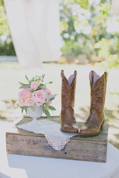 cowboy boots | photo by Haley Sheffield