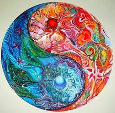 Yin Yang Color 2
