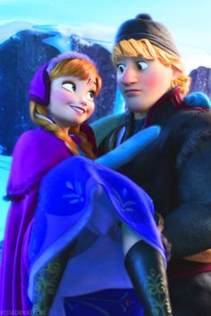 This was like a crazy trust excercise Frozen Anna And Kristoff, Disney Princess Frozen, Ginger Cartoon Characters, Disney Characters, Fictional Characters, Elsa Olaf, Disney Sketches, Princess Aesthetic, Disney Couples