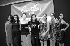 Desfile en Creativa Spain- Edición Madrid 2014