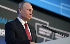 Sputnik Türkiye ///  Putin: Terörle mücadele için istihbarat servisleri arasında işbirliği şart