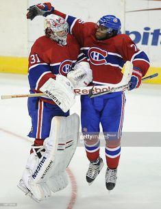 News Photo : Montreal Canadiens goalie Carey Price celebrates. Montreal Canadiens, Washington Capitals, Nhl, Hockey, Christmas Sweaters, Celebrities, Sports, Hs Sports, Celebs