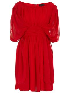 Dorothy Perkins  Red Grecian dress  Was£45.00  Now£15.00