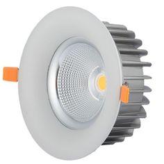 Led Cob Downlights 60 Watt Bridgelux Chip Ψυχρό Λευκό Αν ενδιαφέρεστε για αυτό το προϊόν επικοινωνήστε μαζί μας Led+Cob+Downlights+60+Watt+Bridgelux+Chip+Ψυχρό+Λευκό