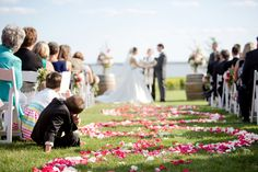 Breathtaking views of the James River for your I Do's at Kingsmill