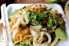 Oh my!!! Pad Thai