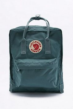 Fjallraven Kanken Classic Frost Green Backpack