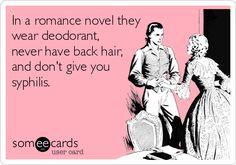 Oh My Freaking Stars!: Romance Novel Rule 4