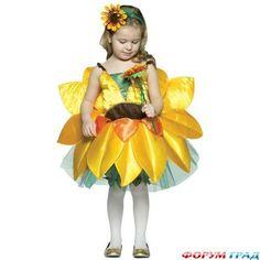 Цветочки и цветочные полянки - Шьем костюмы в виде растений удивительные – эксклюзивные и выразительные - Форум-Град