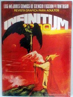 INFINITUM 2000 Nº27 (Tebeos y Comics Pendientes de Clasificar)