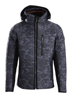 <p>The Gallant uses a technical Camo Pinsonic Quilt fabric with 4-Way stretch and Motion 3D fit for a design and fit built for all of your adventures on and off the mountain.</p>