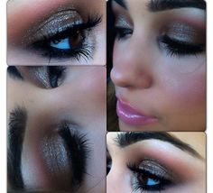 MAC makeup products love the shadow color