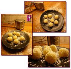 Bolas de coco de Albacete, Boules de noix de coco, o Kokosbollar