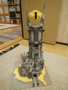 Lego Lord of the Rings Barad-Dur