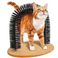 Ardisle CAT SCRATCHING POST POLE ACTIVITY CENTRE PLAY SISAL SCRATCHER ARCH TOY | eBay