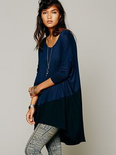 Free People Tallest Tower Tunic, 78.00