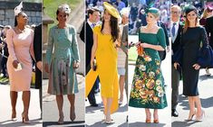 Royal wedding guests: The top 20 best-dressed royals and celebrities at Harry and Meghan's nuptials – video